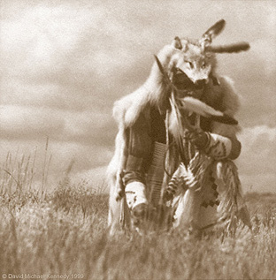 Wolf Dancer Lakota Nation