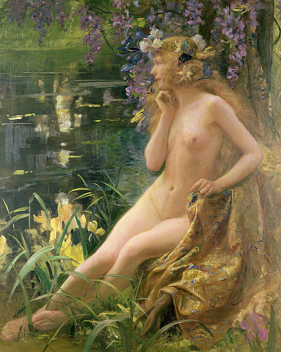 water-nymph-gaston-bussiere