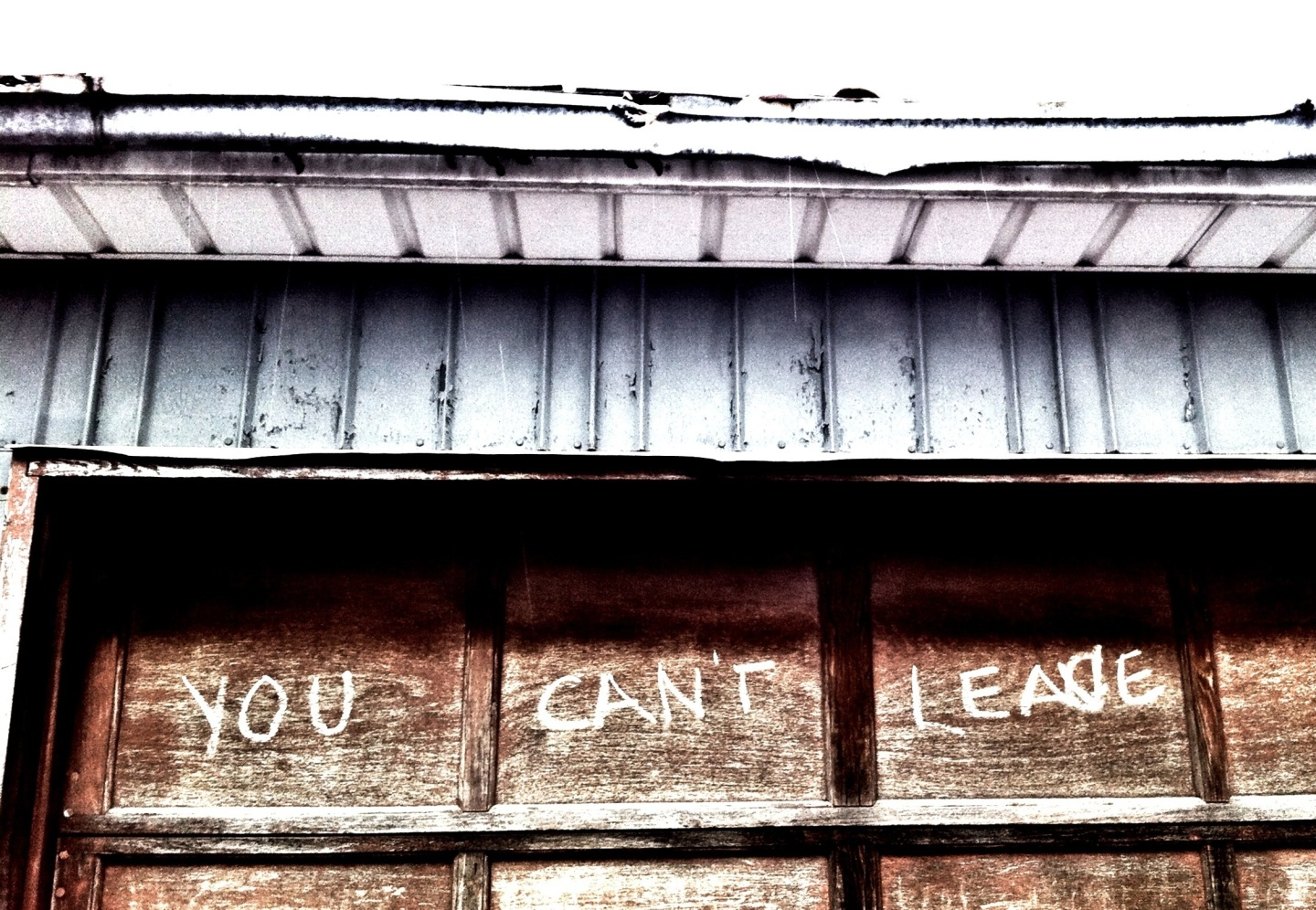 Letters from thealleyway