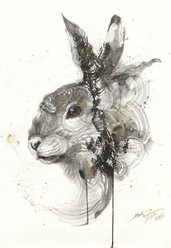 splatter bunny