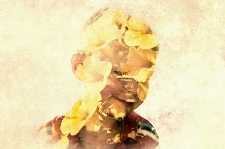 yellow flower boy