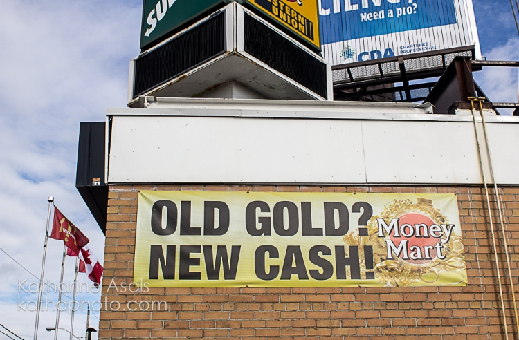 old gold new cash