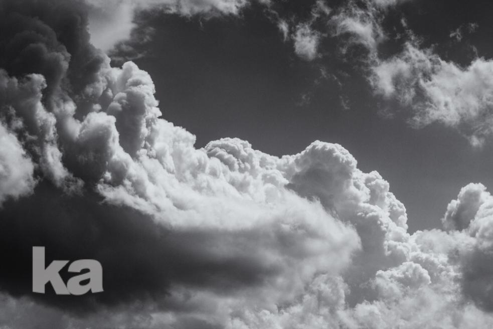 cloud edge of mountain slvrfx