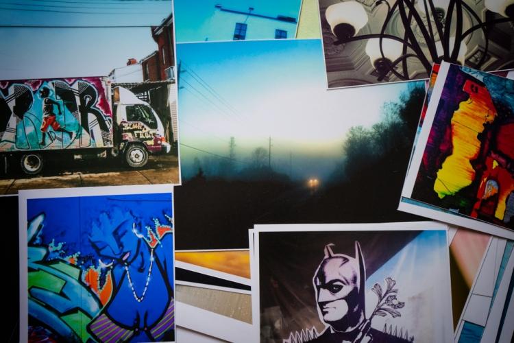 new urban prints
