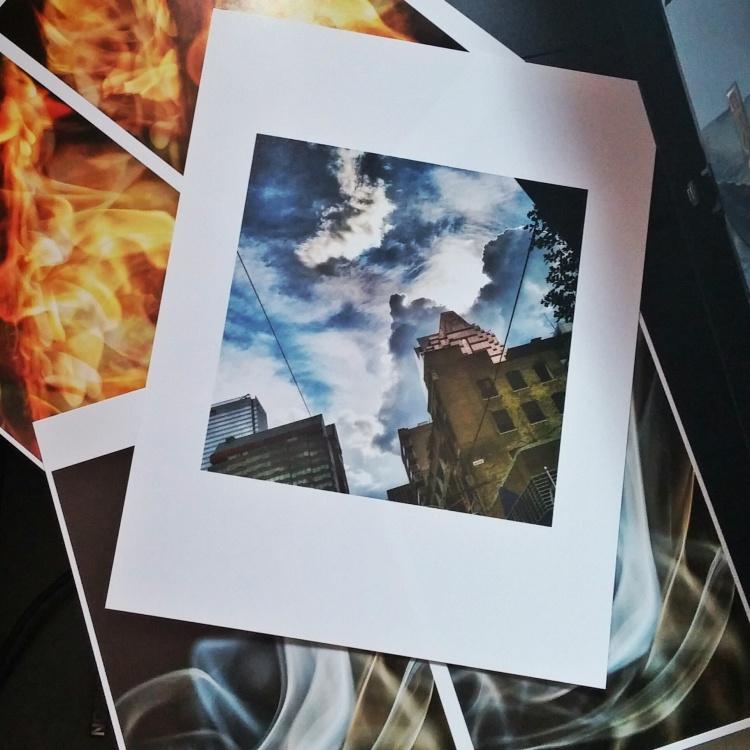 printing gotham for artwalk