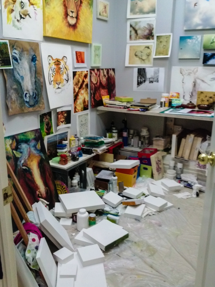 studio final days