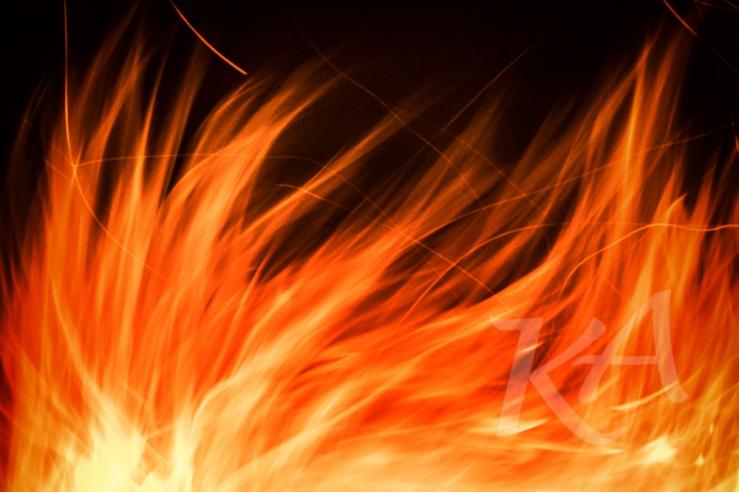 fire hair 1