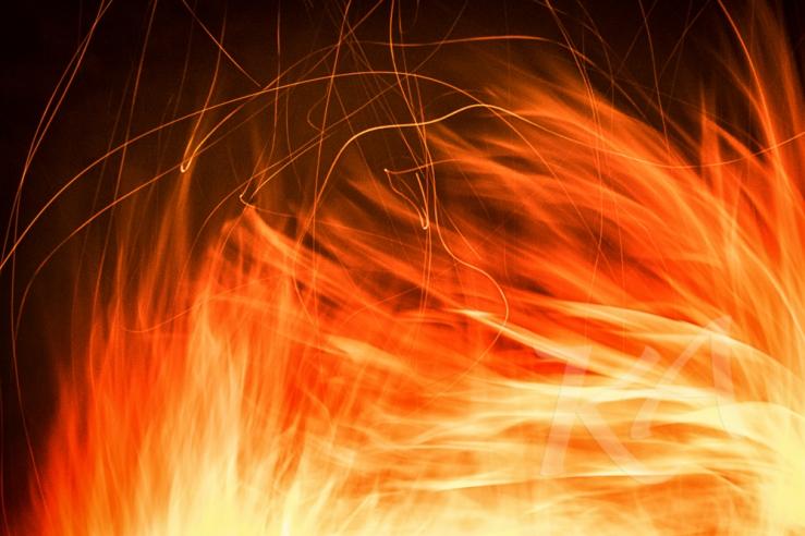 fire hair 2