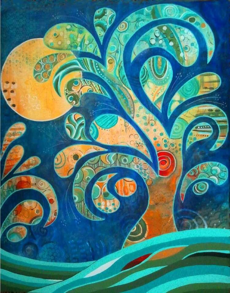 Midsummer by Nancy Gardiner