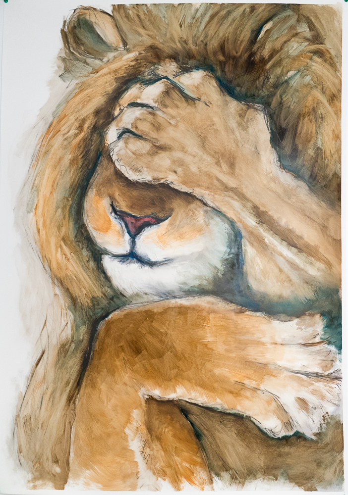 lion-covers-face-oil-and-grahite-on-terraskin